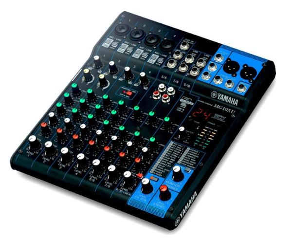 Mischpult/Mixer