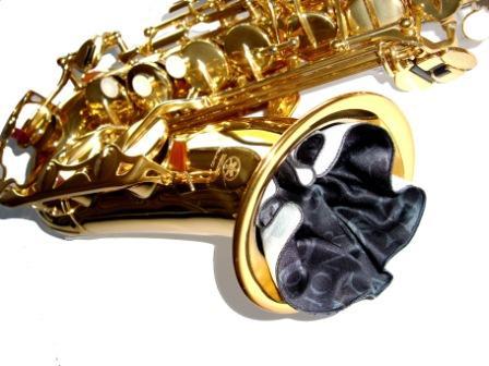 Wischer Reinigungstuch Für Saxophon Piccolo Blasinstrumente Farbewahl