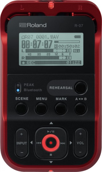 High-Resolution Audio Recorder
